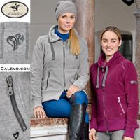 Pikeur - Damen Fleece Jacke ALDINA - NEXT GENERATION CALEVO.com Shop