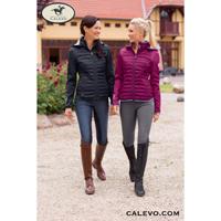 Pikeur - Damen Softshell Materialmix Jacke ANGELINE CALEVO.com Shop