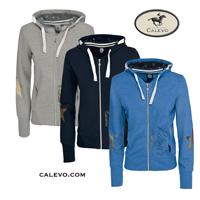 Pikeur - Damen Sweat Jacke mit Kapuze MANDITA CALEVO.com Shop