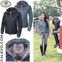 Pikeur Sportive Materialmix Jacke DOMENICA NEXT GENERATION CALEVO.com Shop