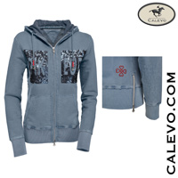 Pikeur - Sweat Jacke mit Kapuze DELPHIE - NEXT GENERATION CALEVO.com Shop