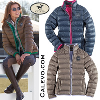 Eurostar - Damen Steppjacke MICHELLE - WINTER 2015 CALEVO.com Shop