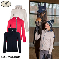 Eurostar - Damen Sweat Jacke GABBY - WINTER 2017 CALEVO.com Shop