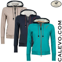 Eurostar - Damen Sweat Jacke GEMMY - WINTER 2016 CALEVO.com Shop