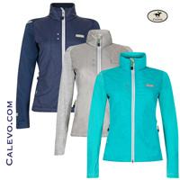 Eurostar - Damen Materialmix-Jacke CECILIA CALEVO.com Shop