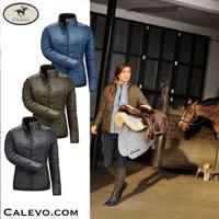 Cavallo - ladies quilted jacket JOY CALEVO.com Shop