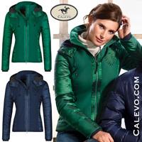 Cavallo - Damen Softshell-Nylon-Mix-Jacke FEARLESS CALEVO.com Shop