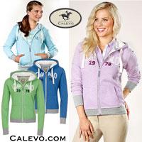 Cavallo - Damen Sweat Jacke BLANCA CALEVO.com Shop