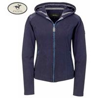 Cavallo - Damen Fleece Jacke mit Kapuze WIENNA CALEVO.com Shop