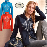 Cavallo - Damen Stretch Fleece Jacke GINEVRA CALEVO.com Shop