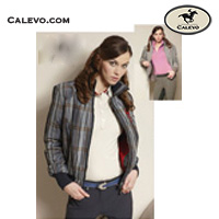 Cavallo - Damen Karo Blouson PUELLA CALEVO.com Shop
