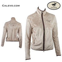 Equiline - Damen Teddy-Fleece Jacke NIAMH CALEVO.com Shop