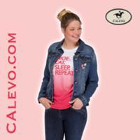 Eskadron Equestrian.Fanatics - Women Jeans Jacket JEANIE CALEVO.com Shop