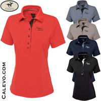Pikeur - Damen Funktions Polo Shirt LAUNA CALEVO.com Shop