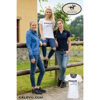 Pikeur - Damen Rundhals Shirt AUDRINA CALEVO.com Shop