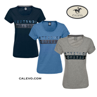 Pikeur - Damen Rundhals Shirt NOELLA CALEVO.com Shop