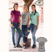 Pikeur - Damen Rundhals Shirt DIRKA CALEVO.com Shop