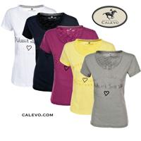 Pikeur - Damen Rundhals Shirt RISA CALEVO.com Shop