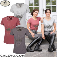 Pikeur - Damen Shirt QUILLA - PREMIUM COLLECTION CALEVO.com Shop