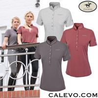 Pikeur - Damen Poloshirt QUIRINE - PREMIUM COLLECTION CALEVO.com Shop