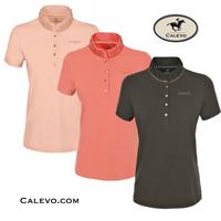 Pikeur - Damen Poloshirt SAKINA - PREMIUM COLLECTION CALEVO.com Shop