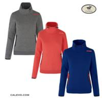 Eurostar - Damen High Neck Sweater HALIE - WINTER 2018 CALEVO.com Shop