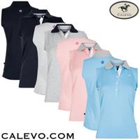 Eurostar - Damen Sleeveless Poloshirt BEAU CALEVO.com Shop