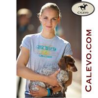 Eurostar - Damen T-Shirt PIXIE CALEVO.com Shop