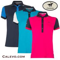 Eurostar - Damen Funktions Poloshirt LOREEN CALEVO.com Shop