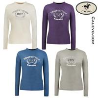 Cavallo - Damen Langarm Shirt DIRA CALEVO.com Shop