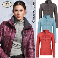 Cavallo - Damen Active-Wool Shirt HERMINE CALEVO.com Shop