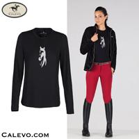 Equiline - Damen Langarm Shirt PHILIPA CALEVO.com Shop