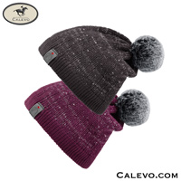 Cavallo - knitted hat with sequin JULIETTA CALEVO.com Shop