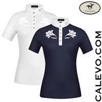 Cavallo - ladies functional competition shirt GITTY CALEVO.com Shop