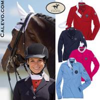 Eurostar - Damen Langarm Turniershirt PETRA - WINTER 2015 CALEVO.com Shop