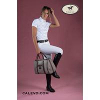 Equiline - Damen Turniershirt PLUM CALEVO.com Shop
