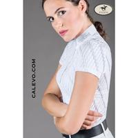 Equiline - Damen Turniershirt MAUVE CALEVO.com Shop
