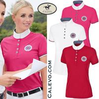 Pikeur - Damen Turniershirt mit 1/2 Arm und Schmuckknöpfen CALEVO.com Shop