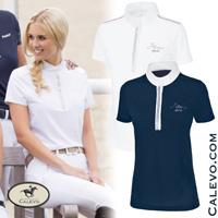 Pikeur - Damen Turniershirt mit 1/2 Arm und Pailletten CALEVO.com Shop