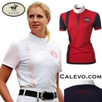 Pikeur - Modisches Damen Turniershirt mit Kontrasten CALEVO.com Shop