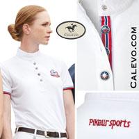 Pikeur - Damen Turniershirt mit Badge CALEVO.com Shop