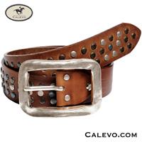 Pikeur - Ledergürtel mit Nieten CALEVO.com Shop