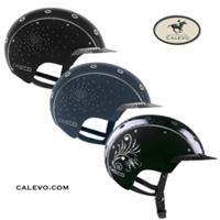 Casco - Reithelm SPIRIT 3 CRYSTAL CALEVO.com Shop
