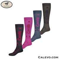 Cavallo - functional knee length socks STARS CALEVO.com Shop
