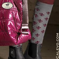 Cavallo - ergonomic knee length socks LILY CALEVO.com Shop