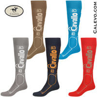 Cavallo - functional knee length socks C - SUMMER 2016 CALEVO.com Shop