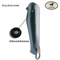 Königs - Kurzchaps aus edlem Kalbleder CALEVO.com Shop