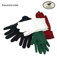 Preisgünstige Baumwoll-Handschuhe CALEVO.com Shop