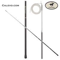 Fleck - Teleskop Longierpeitsche CALEVO.com Shop