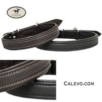 Kieffer - Leder Hundehalsband ULTRA SOFT CALEVO.com Shop